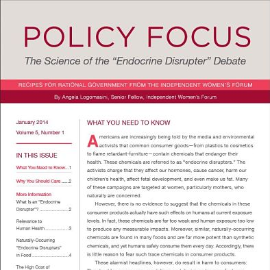 A Host Of Common Chemicals Endanger >> The Science Of The Endocrine Disrupter Debate Safechemicalpolicy Org